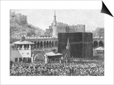 Saudi Arabia, Mecca Art