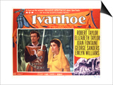 Ivanhoe - Lobby Card Reproduction Posters
