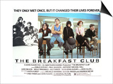 The Breakfast Club - Lobby Card Reproduction Posters