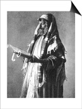 Yemeni Orthodox Jew, 1914 Prints by Donald Mcleish