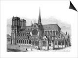 Paris, France - Notre-Dame Prints