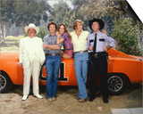 The Dukes of Hazzard Prints