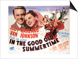 In the Good Old Summertime - Lobby Card Reproduction Posters