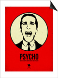 Psycho 1 Prints by Aron Stein