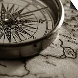 Compass Prints
