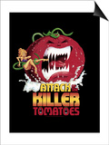 Attack of the Killer Tomatoes Movie Poster Posters
