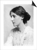 Virginia Woolf, British Author, 1902 Prints by George Charles Beresford