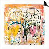 I Really Love You Kunst af Poul Pava