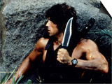 Rambo: First Blood Part II Print