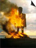 The Wicker Man Art