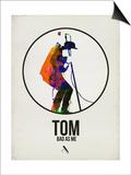 David Brodsky - Tom Watercolor Umělecké plakáty