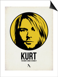 Kurt 1 Posters by Aron Stein