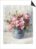 Garden Blooms I Prints by Danhui Nai
