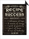 Life Recipes II Posters by Jess Aiken