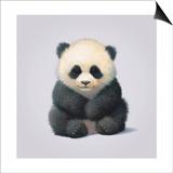 Panda Posters by John Butler Art