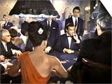 James Bond 007 Contre Docteur No Dr. No De Terenceyoung Avec Sean Connery 1962 Plakát