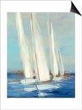 Summer Regatta II Prints by Julia Purinton