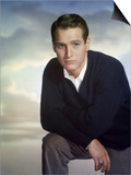 American Actor Paul Newman, Early 60'S Poster