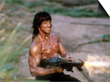 Rambo: First Blood Part II Prints
