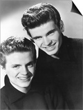 The Everly Brothers Art