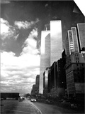 Twin Towers, World Trade Center (WTC), New York Prints