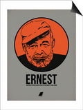 Ernest 1 Posters by Aron Stein