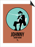 Johnny 2 Posters by David Brodsky