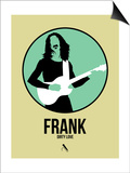 Frank Prints by David Brodsky