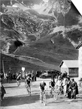 Tour De France 1929, 15th Leg Grenoble/Evian (Alps) on July 20: Antonin Magne Ahead Plakát