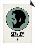 Stanley 1 Print by Aron Stein
