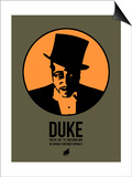 Duke 2 Posters by Aron Stein