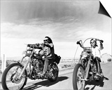 Easy Rider, film avec P. Fonda et D. Hopper, 1969 Affiches