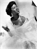 Sarah Vaughan (1924-1990) American Jazz Singer and Pianist C. 1945 Print