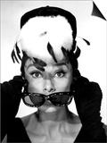 Diamants Sur Canape Breakfast at Tiffany's De Blake Edwards Avec Audrey Hepburn 1961 Prints