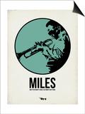 Miles 1 Art by Aron Stein