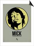 Mick 1 Prints by Aron Stein
