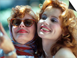 Thelma and Louise Plakater