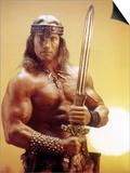 Conan the Destroyer by Richard Fleischer with Arnold Schwarzenegger, 1984 Posters