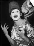 Mime Marcel Marceau During a Gala in Paris Early 60'S Art