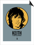 Keith Prints by Aron Stein