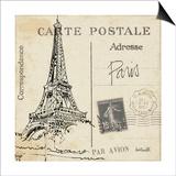 Postcard Sketches III Plakater af Anne Tavoletti