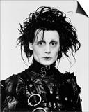 Edward mit den Scherenhänden Kunstdrucke