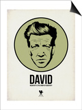 David 2 Prints by Aron Stein