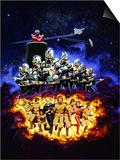 Galactica, la bataille de l'espace Posters
