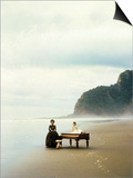 La Lecon De Piano the Piano De Jane Campion Avec Holly Hunter, Anna Paquin, 1993 (Palmed'Or1993) Poster