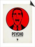 Psycho 2 Poster af Aron Stein