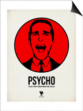 Psycho 2 Poster by Aron Stein