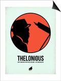 Thelonious 1 Prints by Aron Stein