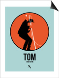 Tom Prints by David Brodsky