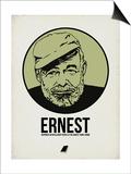 Ernest 2 Prints by Aron Stein